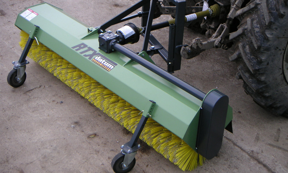 Rtx Rear Brush Sweeper Solutions